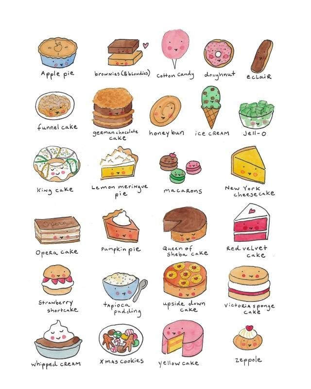 Best 25 food drawing ideas on pinterest watercolor food for Art cuisine evolution 10 piece cooking set