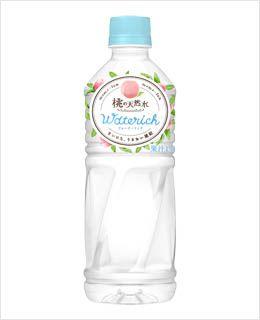 桃の天然水ウォーターリッチ