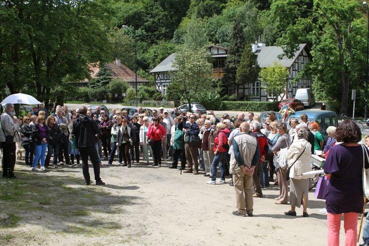 Jaśkowa dolina śladami książki Elise Püttner | #gdansk #walkingtours