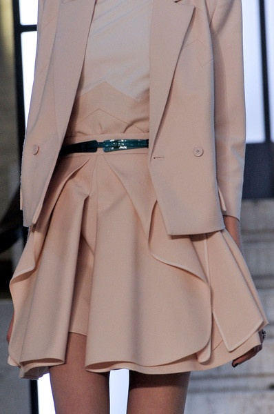 fabulous folds from Antonio Berardi