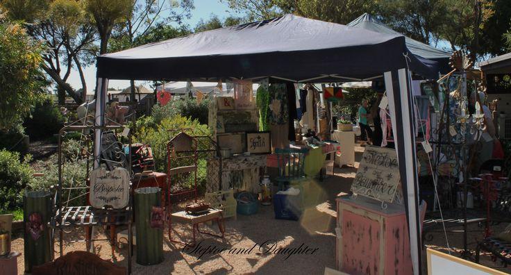 Just Vintage & Rustic Market, Mildura Oct 2013