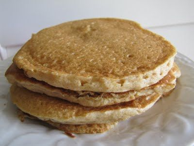 Simple pancake recipe - easily adapted for additions