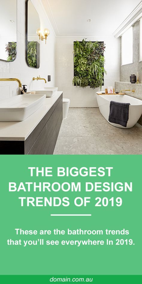 The Block Bathroom Week Showcases The Biggest Design Trends For