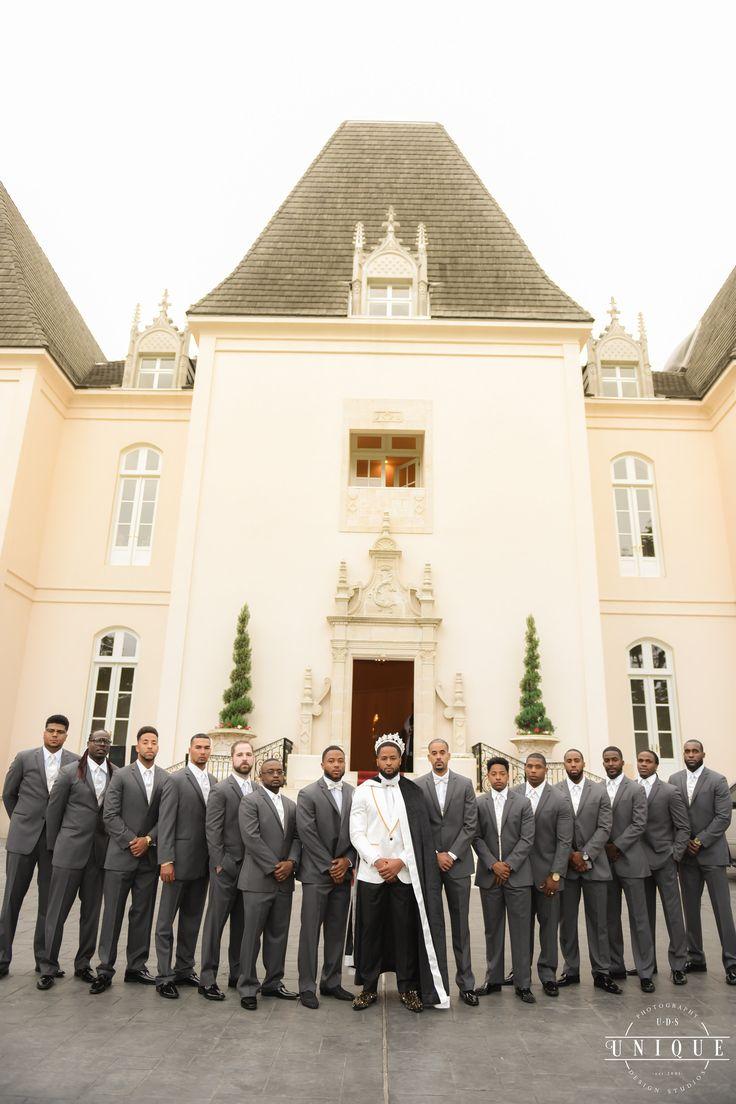Earl Thomas Wedding Planners Houston Nfl Tiffany