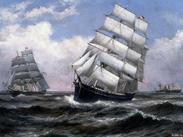 Fond d'écran - Fregats: http://wallpapic.be/transport/fregats/wallpaper-27097