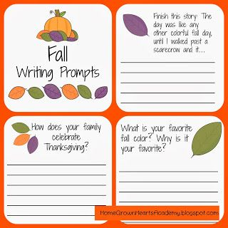 17 Best images about Writing Ideas on Pinterest   Homeschool ...
