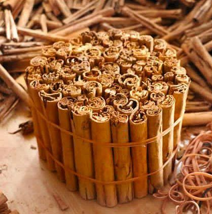 Cinnamon has some amazing health benefits