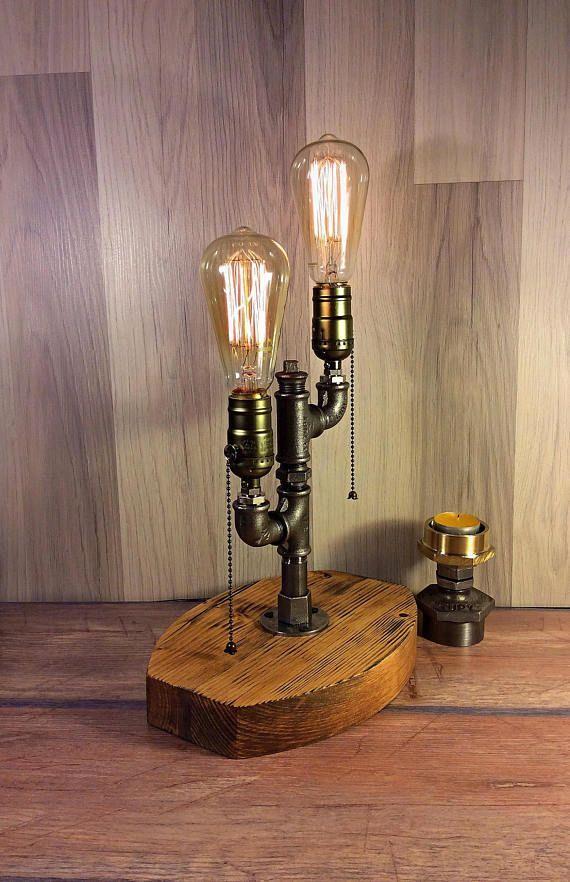 Mad Men Mid Century Modern Office Lamp Spanish 1960s Fase