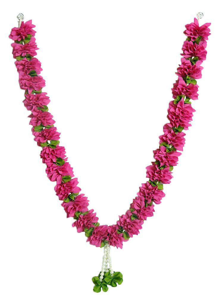 Pink Cloth Garland (Cloth)