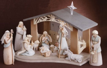 Foundations Nativity by Karen Hahn At Seasons by Design specialty shop, 2605 Ford Drive, New Holstein, WI 53061.       920-898-9081 Seasonsbydesigngifts@yahoo.com  Follow us on Facebook