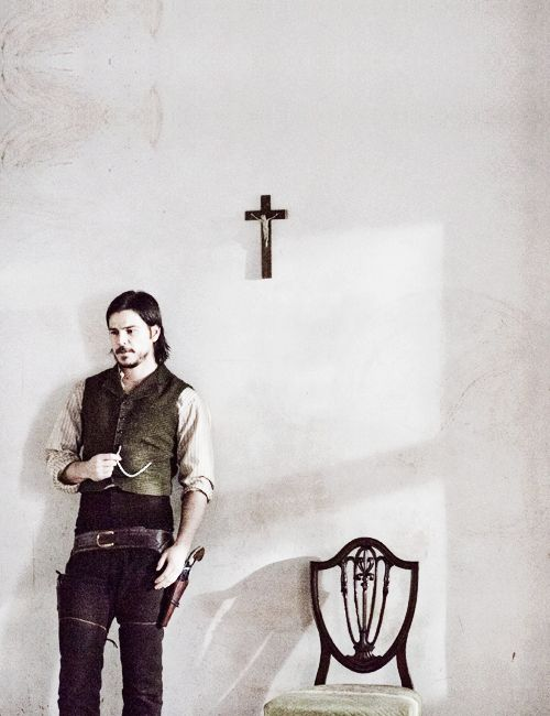 Josh Hartnett, Penny Dreadful. * Byung Lee as the blind Bishop try too kill people of workaholics.
