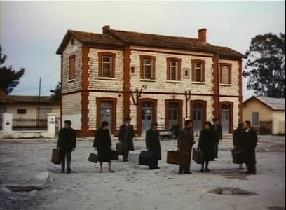 """""""The Travelling Players"""", Theo Angelopoulos"""