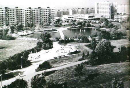 sídliště severní terasa - ústí