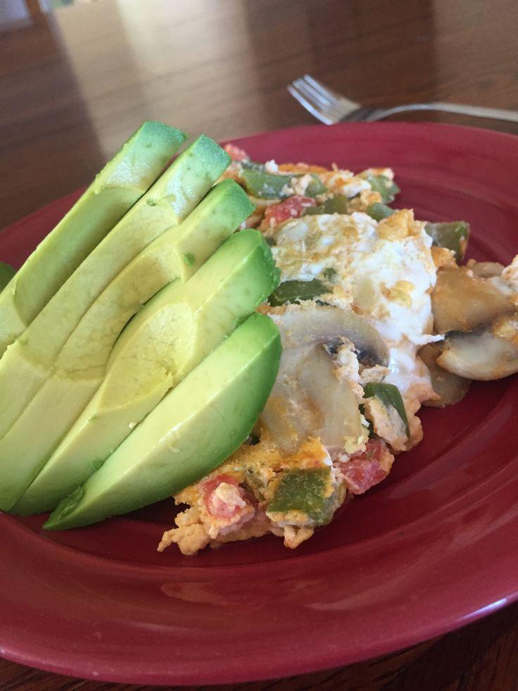 Breakfast Omelette | Maranda Rosko's