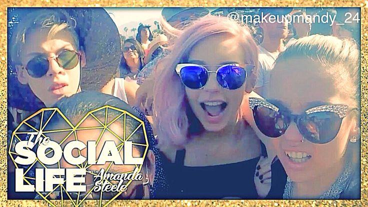 Amanda Steele social life EP7