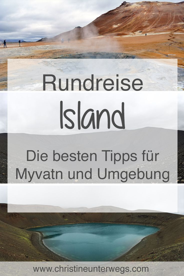 Meine Tipps für Myvatn und Umgebung findest du hier: https://www.christineunterwegs.com/reisen/island/myvatn/