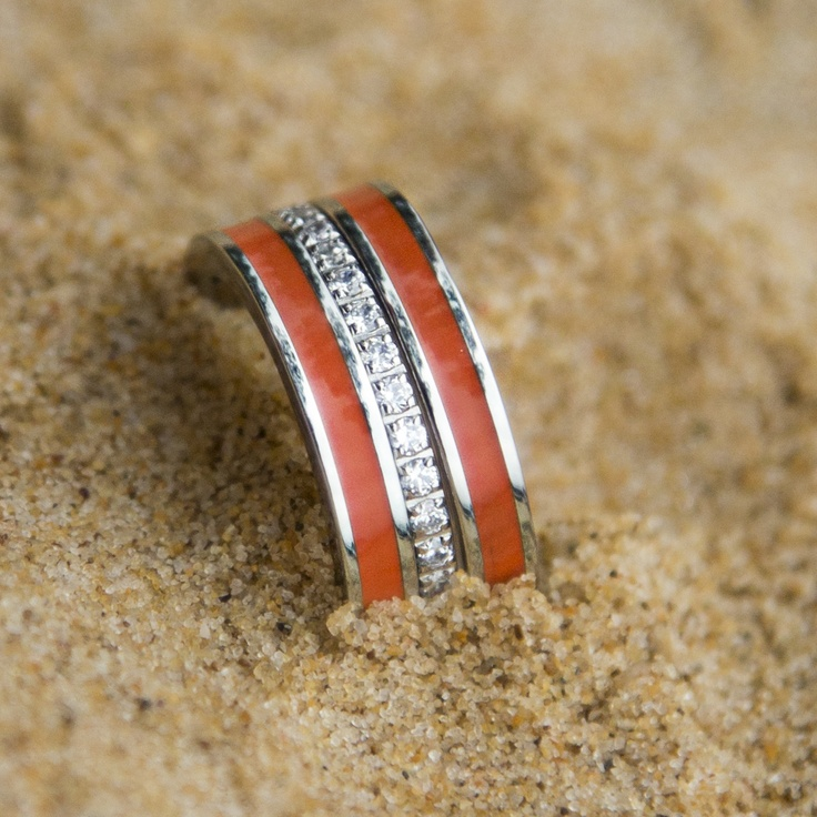 Our stunning stacking rings.