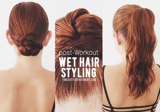 cute styles for wet hair 1000 ideas about hair hairstyles on 3427 | 22062d04b071a383049958f5c6bc6bb9
