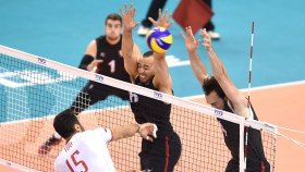 The Olympic-bound men's team from Volleyball Canada is one step away from potentially returning to Group 1 of the FIVB...