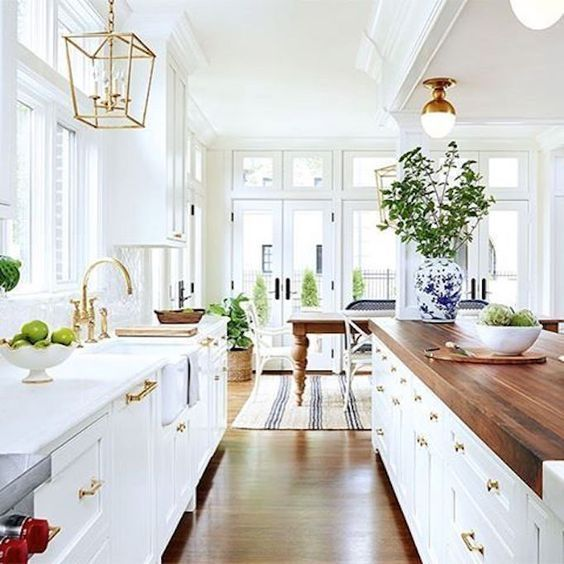 22 White Kitchens That Rock: 25+ Best Ideas About Light Blue Kitchens On Pinterest