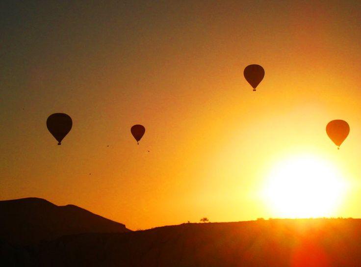 Private Balloon Flight - Cappadocia Balloon Tours #PrivateBalloon #Cappadocia #BalloonTours #Turkey