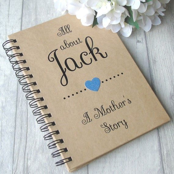Letters To My Son Letters To My Daughter, Personalised A5
