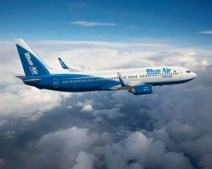 Compania Blue Air www.bilete-deavion.ro #avion  #blueair   #tarom  #wizzair #alitalia