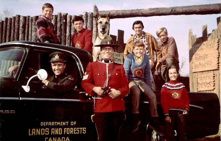 The Forest Rangers TV show fort was located right here. go to the fan site http://forestrangers.bravehost.com
