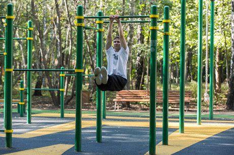 Как прийти в форму без спортзала