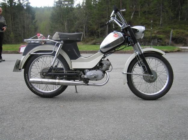 My first bike. Tempo Corvette.
