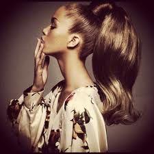 high 60's ponytail -- style - classic - lifestyle - luxury - elegance - vintage - classy - elegant
