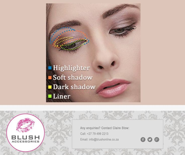 #Monday #MakeupTip: Hooded eyes or bedroom eyes, as you may call it, have an extra layer of skin that droops over the crease making the eyelid appear smaller. With makeup, you can draw attention upwards, thus, enlarging your eye shape.