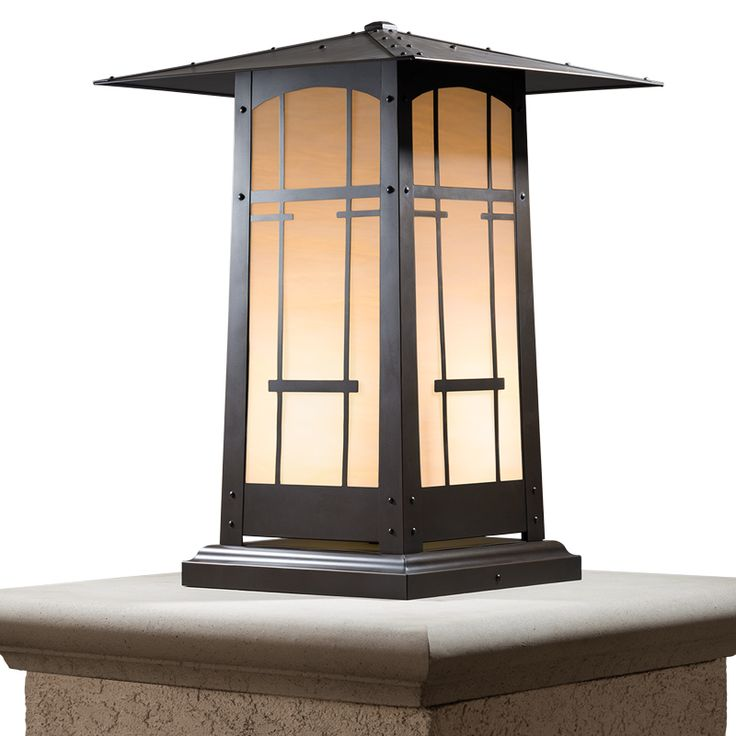 Find This Pin And More On Exterior Lighting, Craftsman, Mission,  Contemporary.