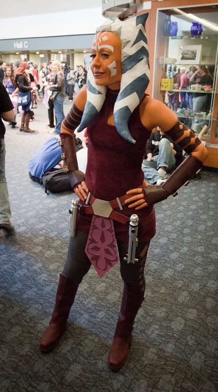 Rebel Legion :: Viewing costume :: Ahsoka Tano