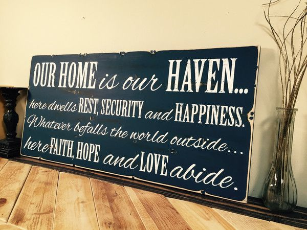 12 best Custom Handmade Wood Signs and Personalized Home Decor