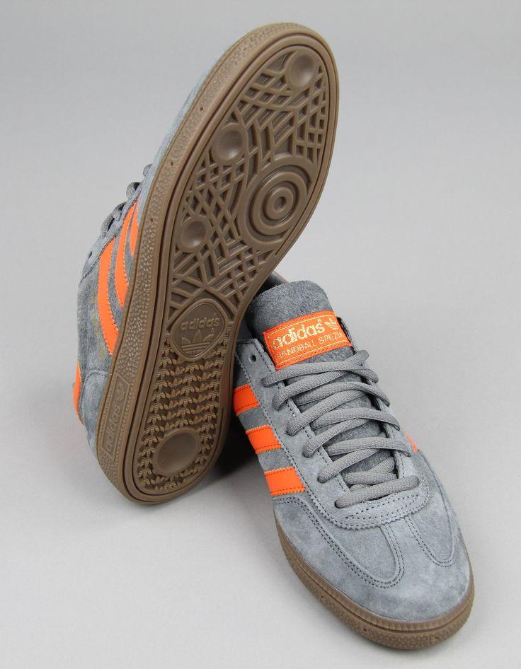 adidas spezial grey orange