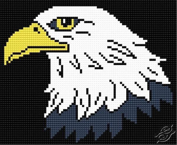 Eagle - Free Cross Stitch Pattern