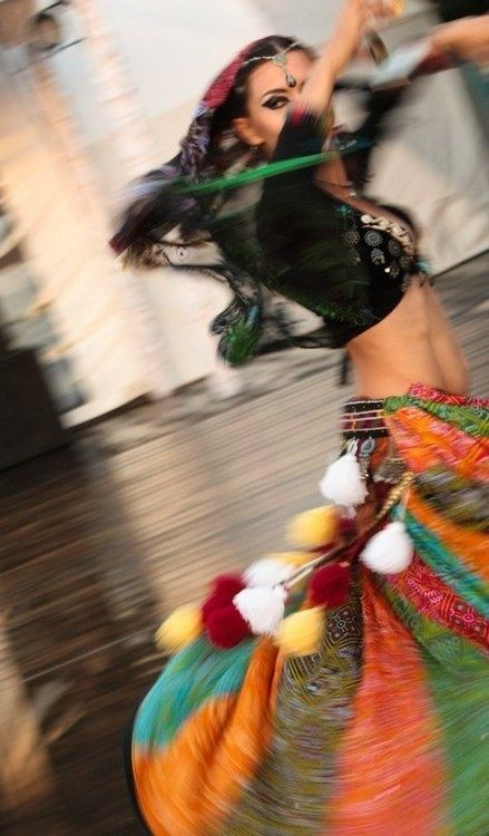 "Speránza ya Amal (her-indian-soul: ""Dance is active meditation....)"