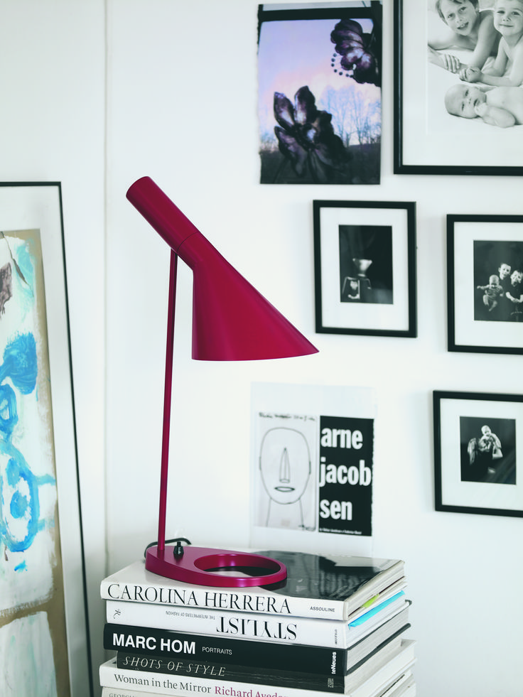 AJ lamp - Arne Jacobsen - LOUIS POULSON http://www.nest.co.uk/product/louis-poulsen-aj-table-lamp