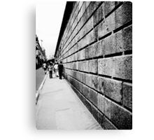 #CanvasPrint #Photography #UrbanPhotography #People #Architecture #Urban #BlackAndWhite #Lines #Perspective