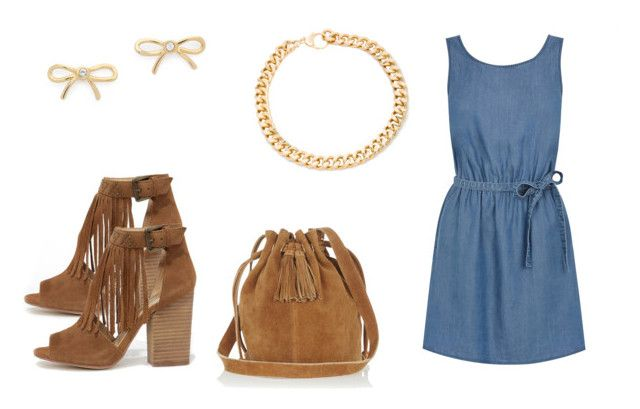 """""""Untitled #28"""" by marce-castaneda on Polyvore featuring Oasis, Chinese Laundry, Warehouse, Alessandra Rich and Kate Spade"""