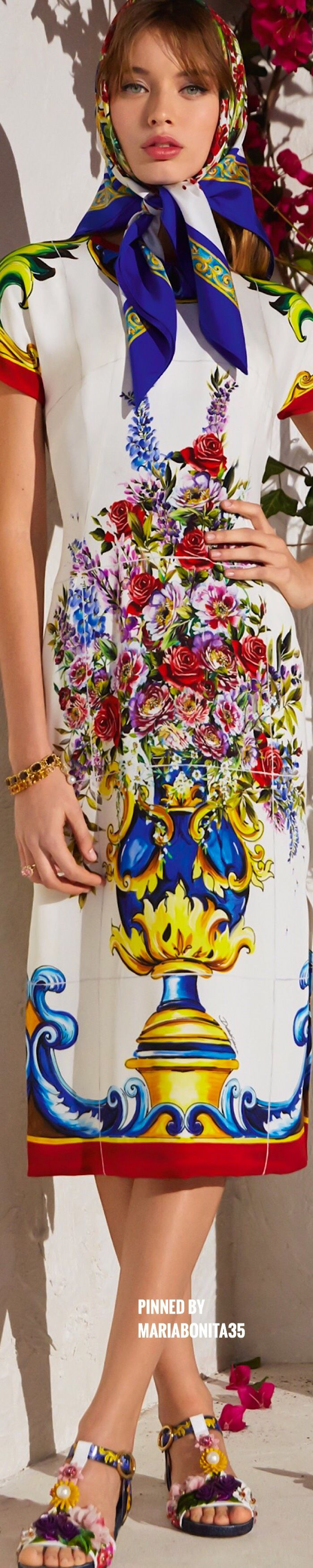 Dolce and Gabbana Caltagirone Collection