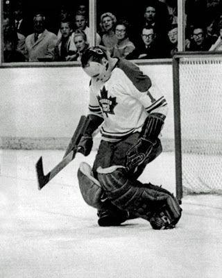 Vintage Leafs: Johnny Bower