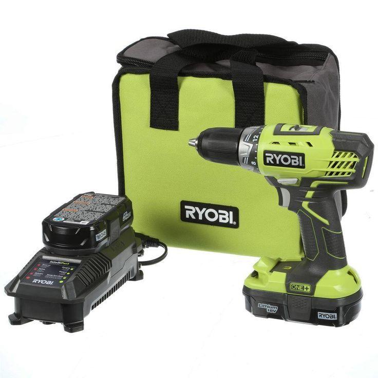 Home Depot - $99 Ryobi Drill Plus Free Power Tool #LavaHot http://www.lavahotdeals.com/us/cheap/home-depot-99-ryobi-drill-free-power-tool/132975