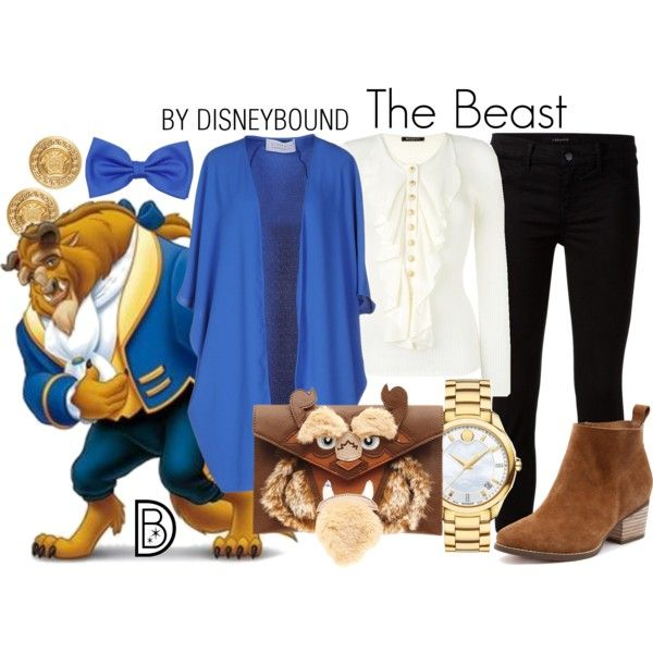 Disney Bound - The Beast                                                                                                                                                                                 More