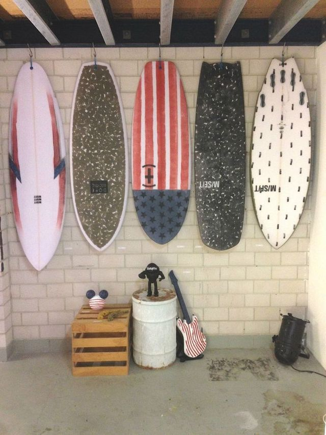 9 Of The Coolest Surfboard Racks Ever