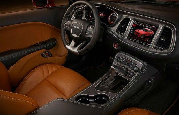 Dodge Challenger SRT Hellcat (Foto: Divulgação)