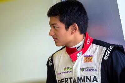 Rio Haryanto - first Indonesian to race in GP F1 2016