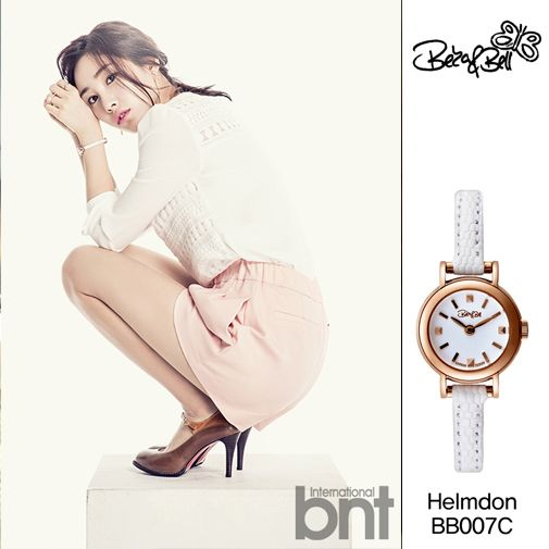 "Beka&Bell watch www.bekanbell.com Elegant and Feminine timepieces from Germany ""Butterfly on your wrist""  #watch #germany #bekanbell #celebrity #fashion"