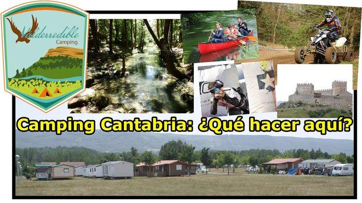 Actividades en Camping Cantabria... diversión en estado puro